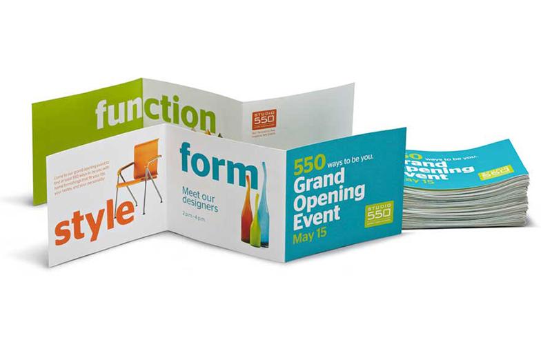 Digital Printing Services - Color Printing Services - Digital Printing Near Me - tri-fold brochures