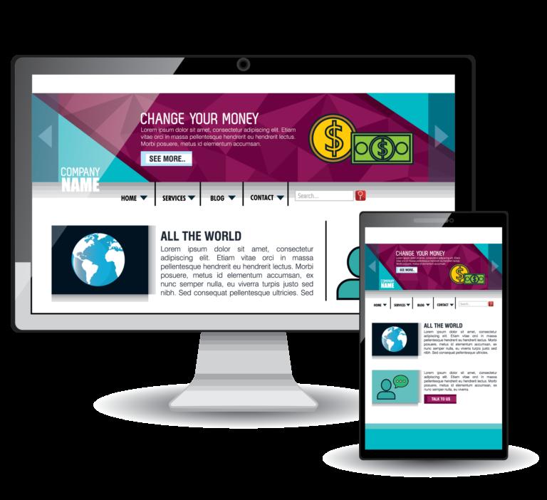 web design services in Sandy Utah - web designing near me - Bryant Ideas